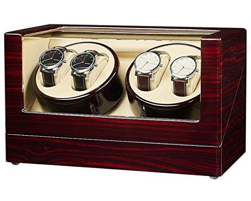 Verarbeitung JQUEEN Automatische Uhrenbeweger