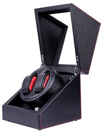 Verarbeitung des Pateker Luxus Carbon Faser Uhrenbeweger