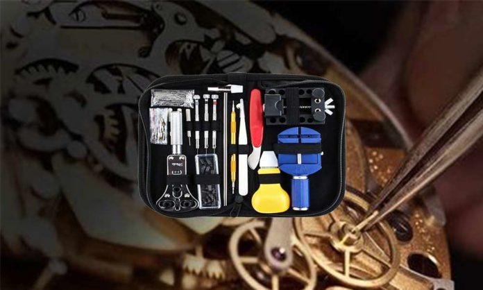 Sopoby Uhrenwerkzeug Set Test