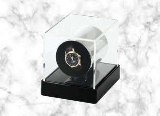 Temotus Uhrenbeweger für automatische Uhren Test
