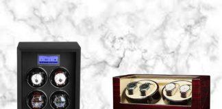Uhrenbeweger 4 Uhren Modelle Test und Empfehlungen