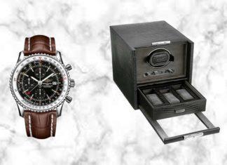 Uhrenbeweger Breitling Test