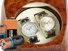 Uhrenbeweger batteriebetrieben Test und Erfahrungen