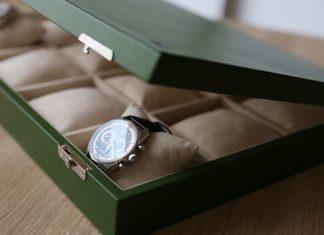 Großer Uhrenbox Vergleich