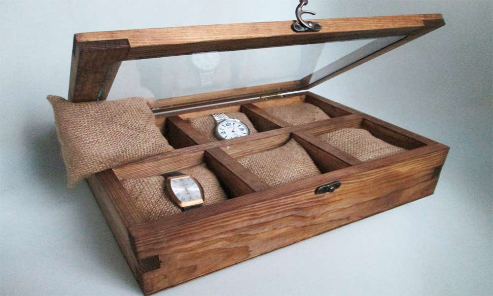 Anleitung zum Uhrenkasten selber bauen