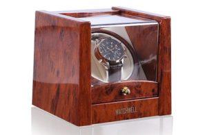 Watchwell Uhrenbeweger Lupo V2 Test und Erfahrungen