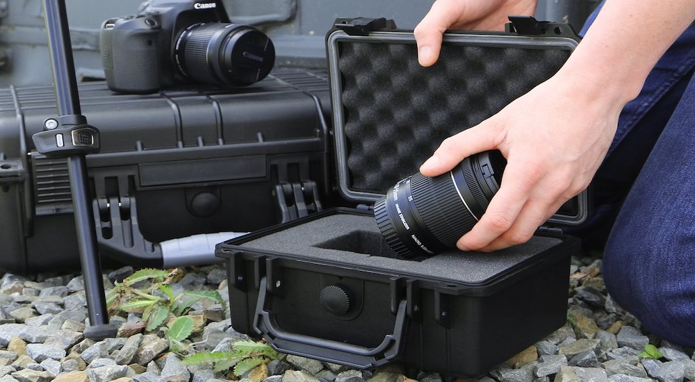 AR CARRY BOX Outdoor Koffer Test