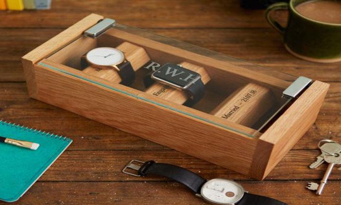 Uhrenbox aus Glas Empfehlungen und Test