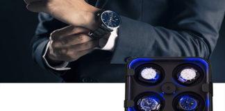 Klarstein Clover Uhrenbeweger Test