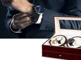 Klarstein Geneva Uhrenbeweger Test